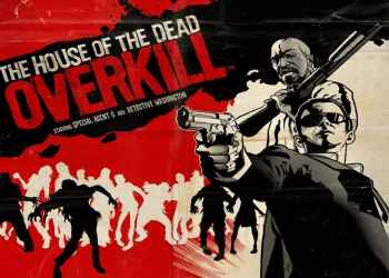 The House of the Dead Overkill Game PS3
