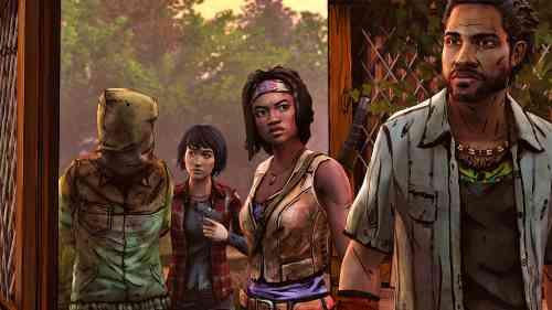 The Walking Dead Michonne PS3 Download