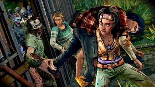 The Walking Dead Michonne PlayStation 3