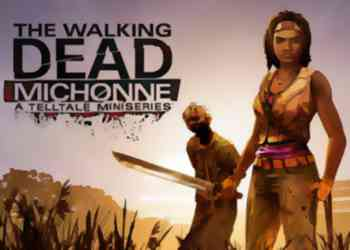 The Walking Dead Michonne Game PS3
