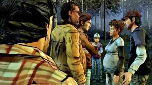 The Walking Dead Season Two PlayStation 3