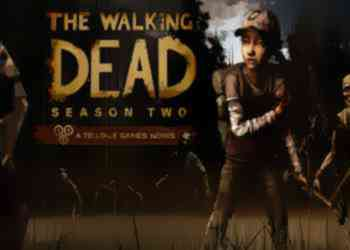 The Walking Dead Season Two Game PS3