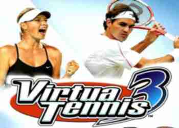 Virtua Tennis 3 Game PS3