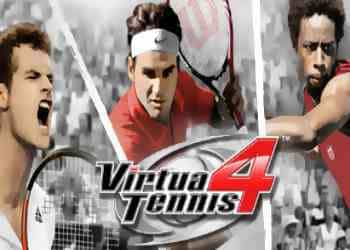 Virtua Tennis 4 Game PS3