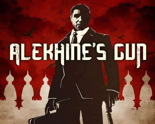 Alekhine's Gun Game PS4