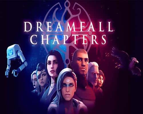 Dreamfall Chapters Game PS4