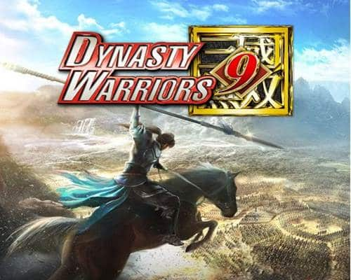 Dynasty Warriors 9 Game PS4
