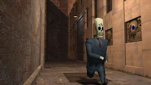 Grim Fandango PS4