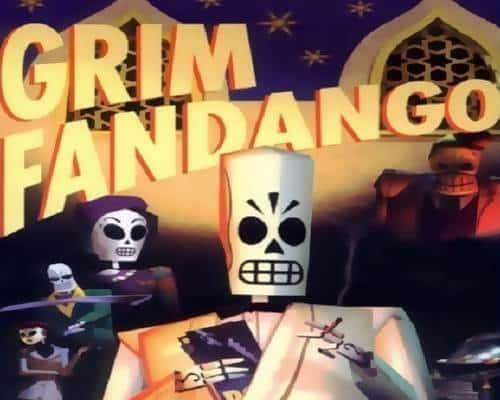 Grim Fandango Game PS4