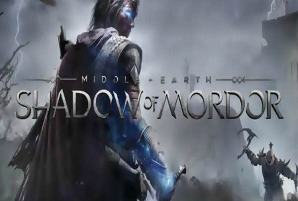 Middle Earth Shadow of Mordor Game PS4