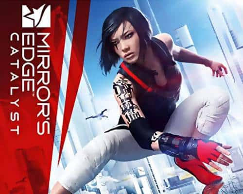 Mirror's Edge Catalyst Game PS4