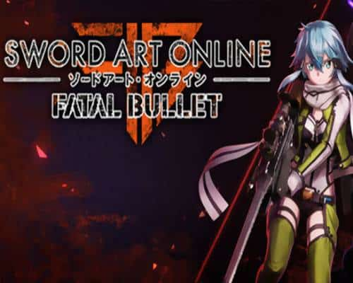 Sword Art Online Fatal Bullet Game PS4