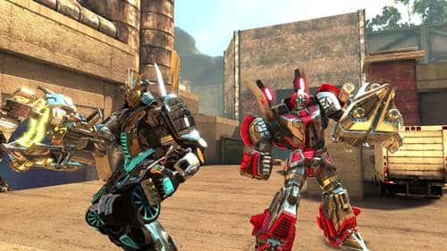 Transformers Rise of the Dark SparkPS4 Download