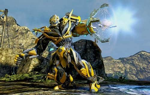 Transformers Rise of the Dark SparkPS4