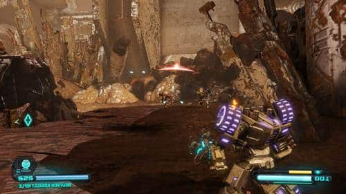 Transformers Rise of the Dark SparkPlayStation 4