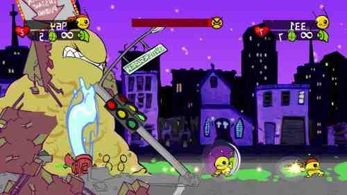 Alien Hominid PS2
