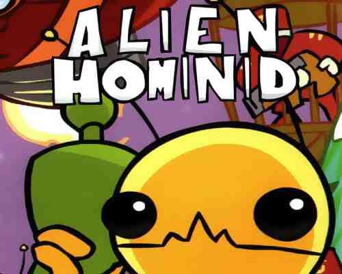 Alien Hominid Game PS2