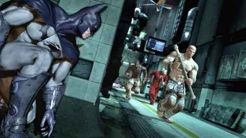 Batman Arkham Asylum Xbox 360 Download