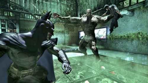Batman Arkham Asylum Xbox
