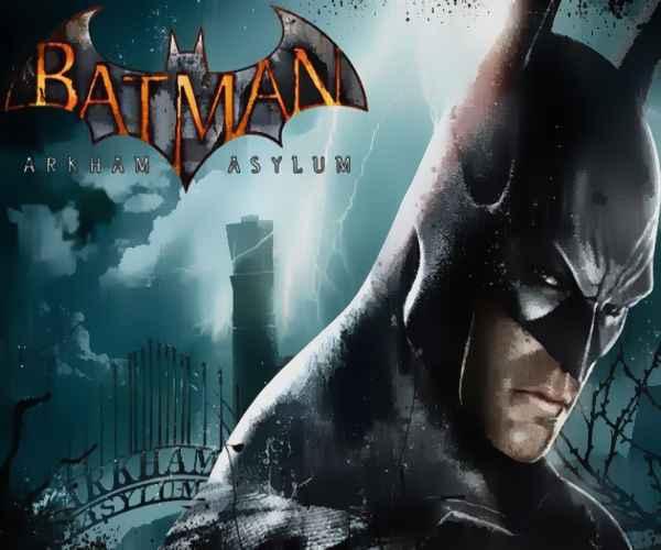Batman Arkham Asylum Game Xbox 360