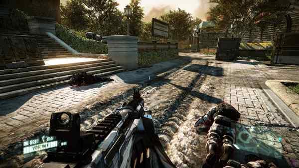 Crysis 2 Xbox
