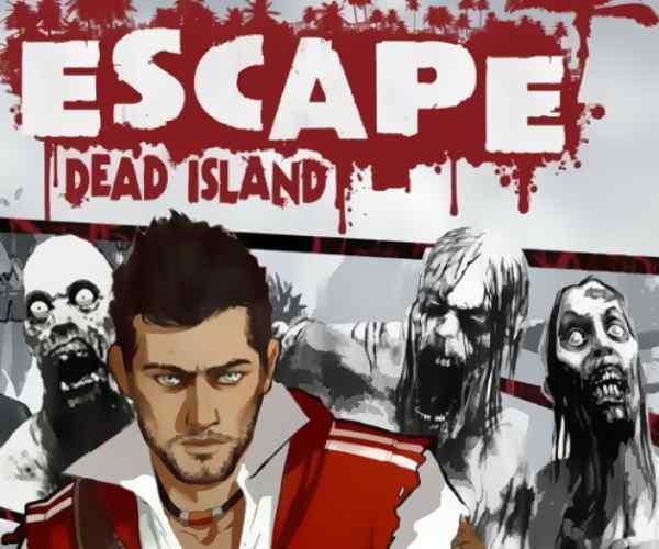 Escape Dead Island Game Xbox 360