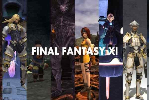 Final Fantasy XI Game PS2