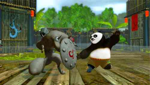 Kung Fu Panda Showdown of Legendary Legends PS3 Download