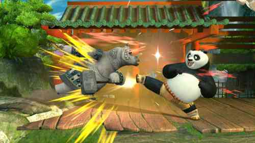 Kung Fu Panda Showdown of Legendary Legends PS3