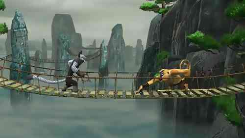 Kung Fu Panda Showdown of Legendary Legends PlayStation 3