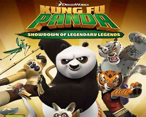 Kung Fu Panda Showdown of Legendary Legends Game PS3