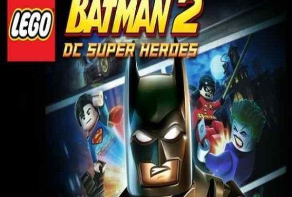 Lego Batman 2 DC Super Heroes Game Xbox 360