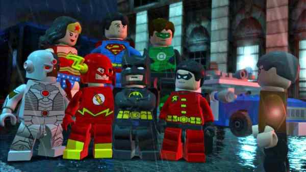 Lego Batman 2 DC Super Heroes Xbox 360 Download