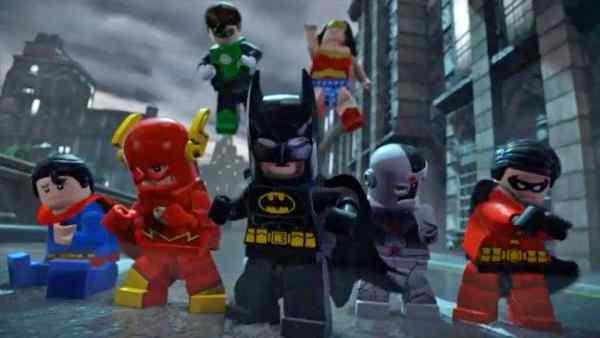 Lego Batman 2 DC Super Heroes Xbox