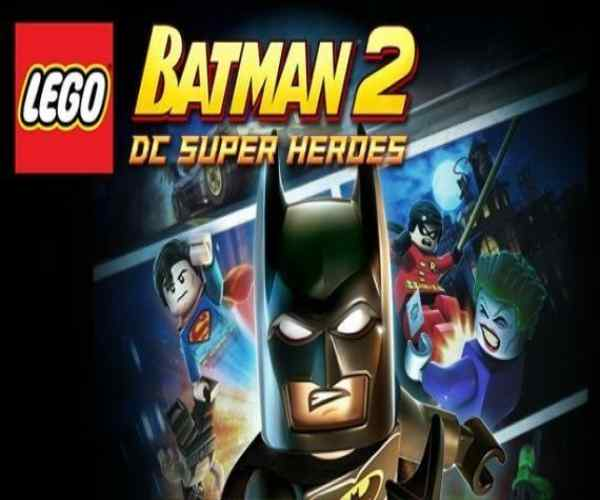 Lego Batman 2 DC Super Heroes Game Xbox 360