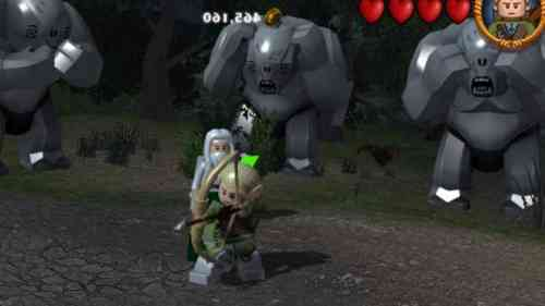 Lego The Lord of the Rings ISO PKG