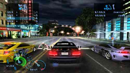 Need for Speed Underground PS2 Download