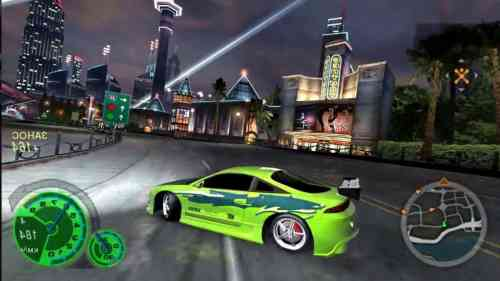 Need for Speed Underground PlayStation 2