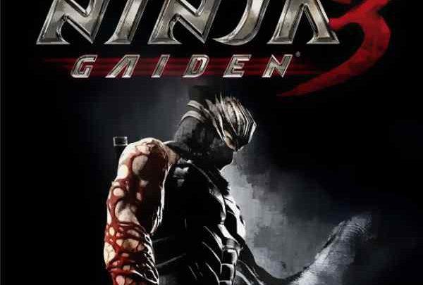 Ninja Gaiden 3 Game Xbox 360
