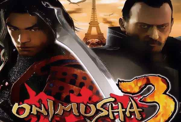 Onimusha 3 Demon Siege Game PS2