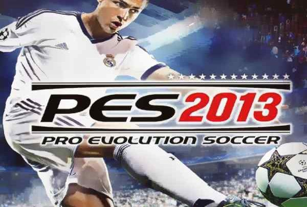 Pro Evolution Soccer 2013 Game PS2