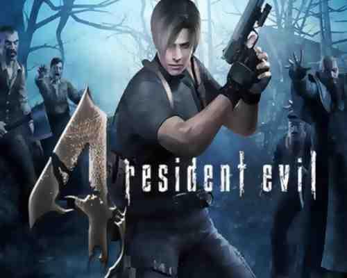 Resident Evil 4 Game PS2