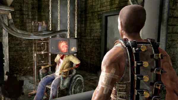 Saw 2 Flesh and Blood Xbox 360