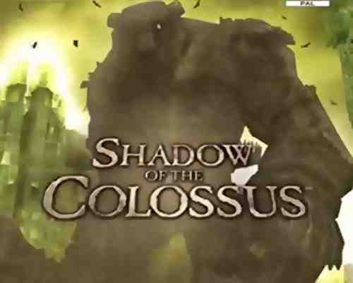 Shadow of the Colossus Game PS2