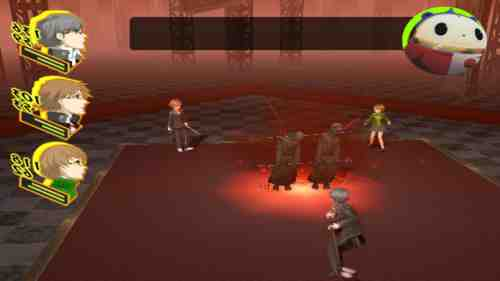 Shin Megami Tensei Persona 4 PS2