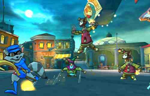 Sly 3 Honor Among Thieves PS2 Download