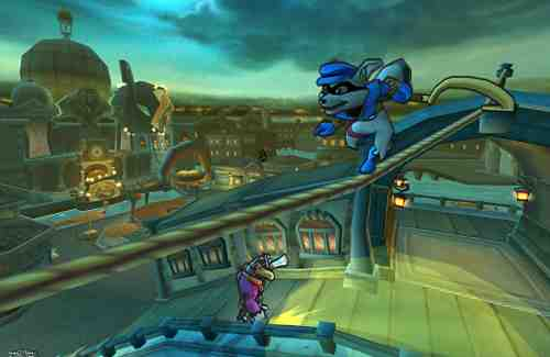 Sly 3 Honor Among Thieves PS2
