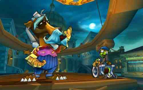Sly 3 Honor Among Thieves PlayStation 2