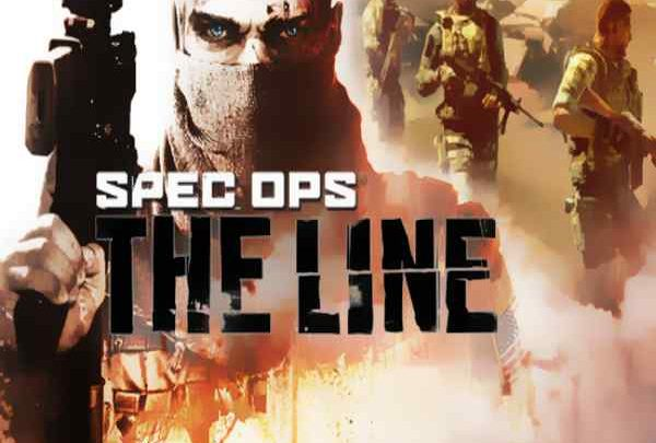 Spec Ops The Line Game Xbox 360