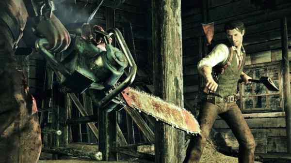 The Evil Within Xbox 360 Download